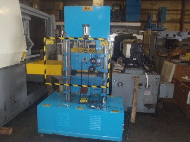 1996 Plastic Extrusion Machinery 325