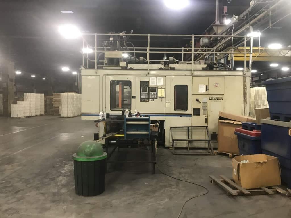 Cincinnati Milacron E-90