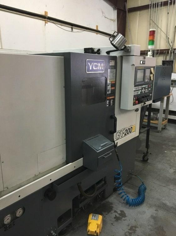 2013 YCM GT-200B