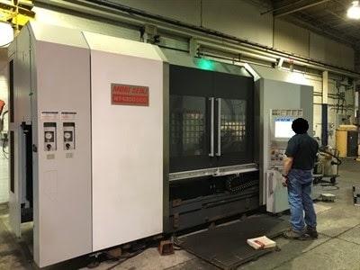 2010 Mori Seiki NT4300 DCG/1500SZ