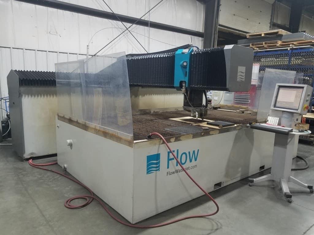 2012 Flow Mach 3 4020b