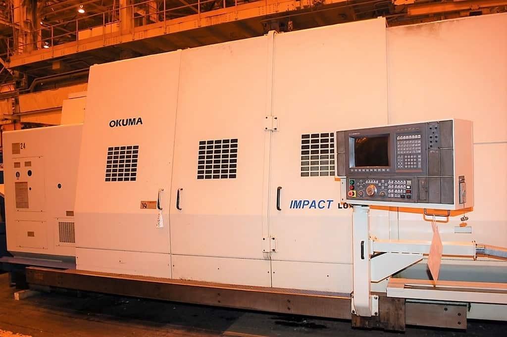 1997 Okuma Impact LU45
