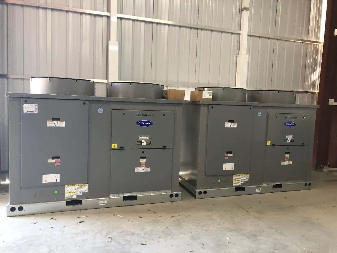 2018 Carrier 30RAP020