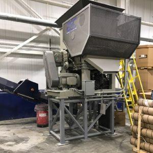 AEC Single Shaft Shredder