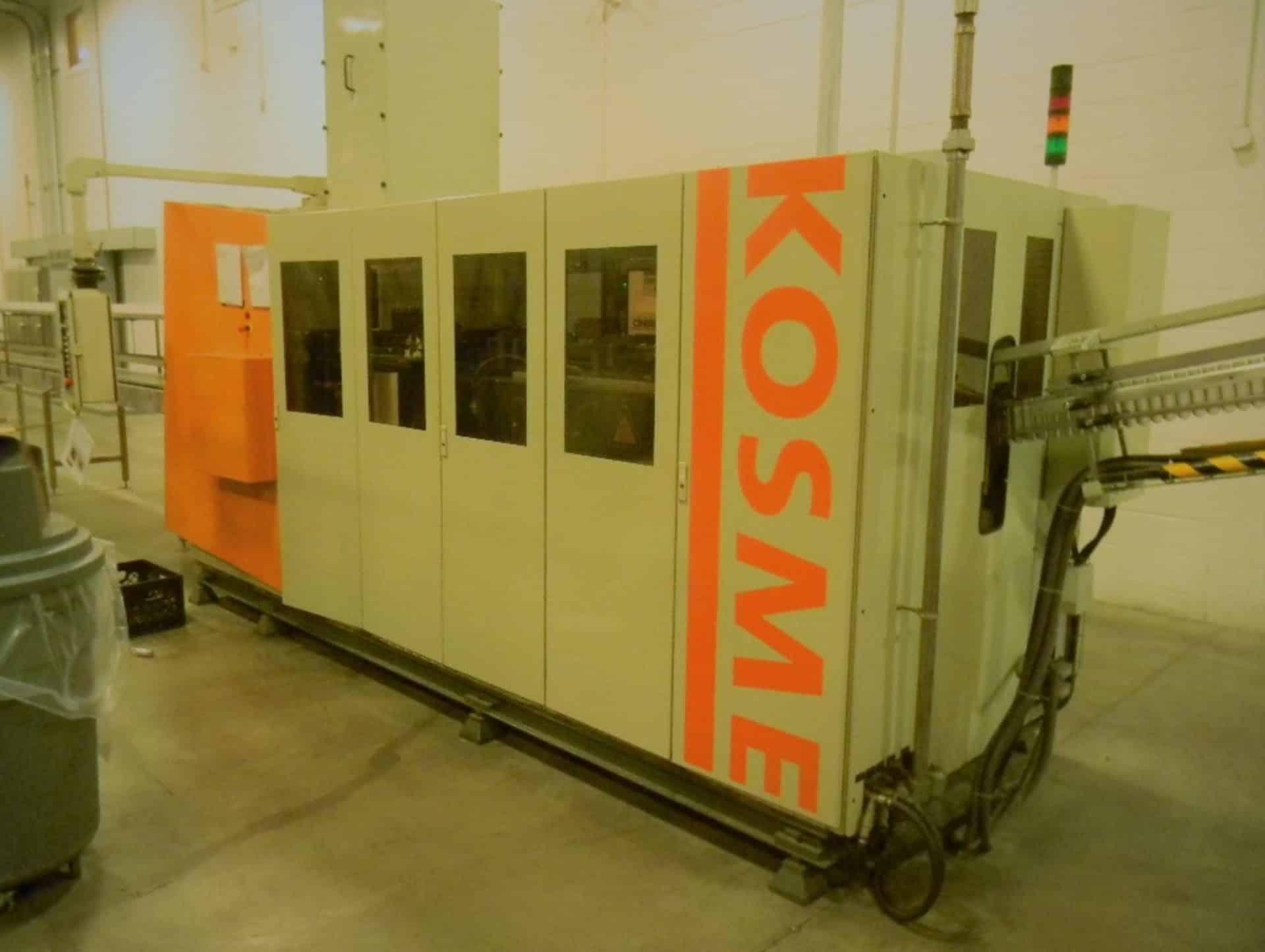 2008 Kosme KSB2000