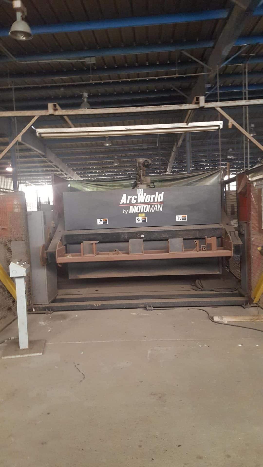 2003 Motoman Arcworld 6000