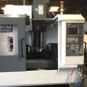 2014 YCM FX 380A