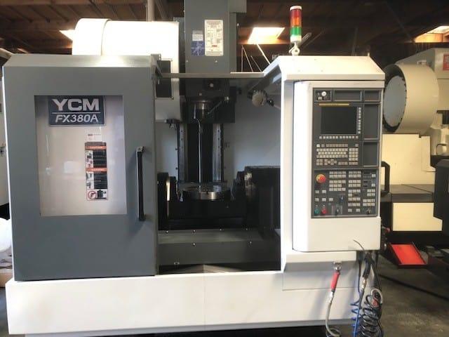 2014 YCM FX380A