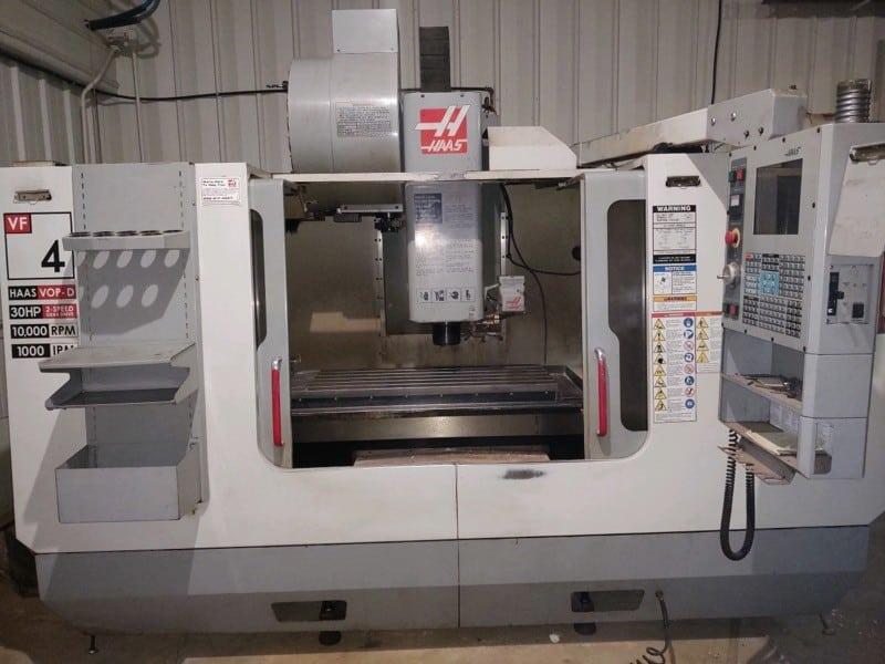 2004 Haas VF-4