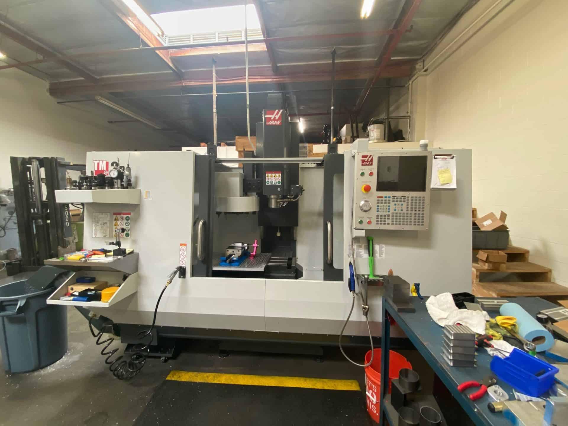 2019 Haas TM-2P