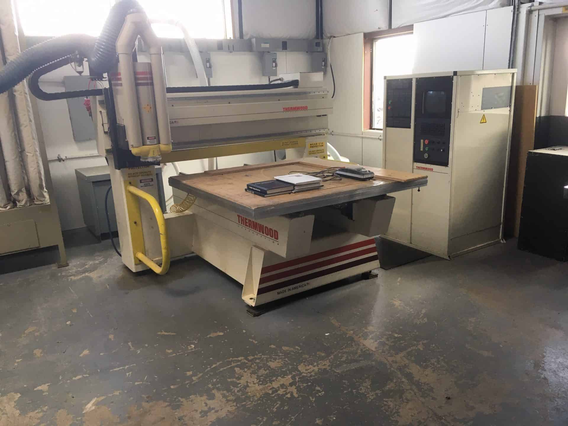 2000 Thermwood Model 40