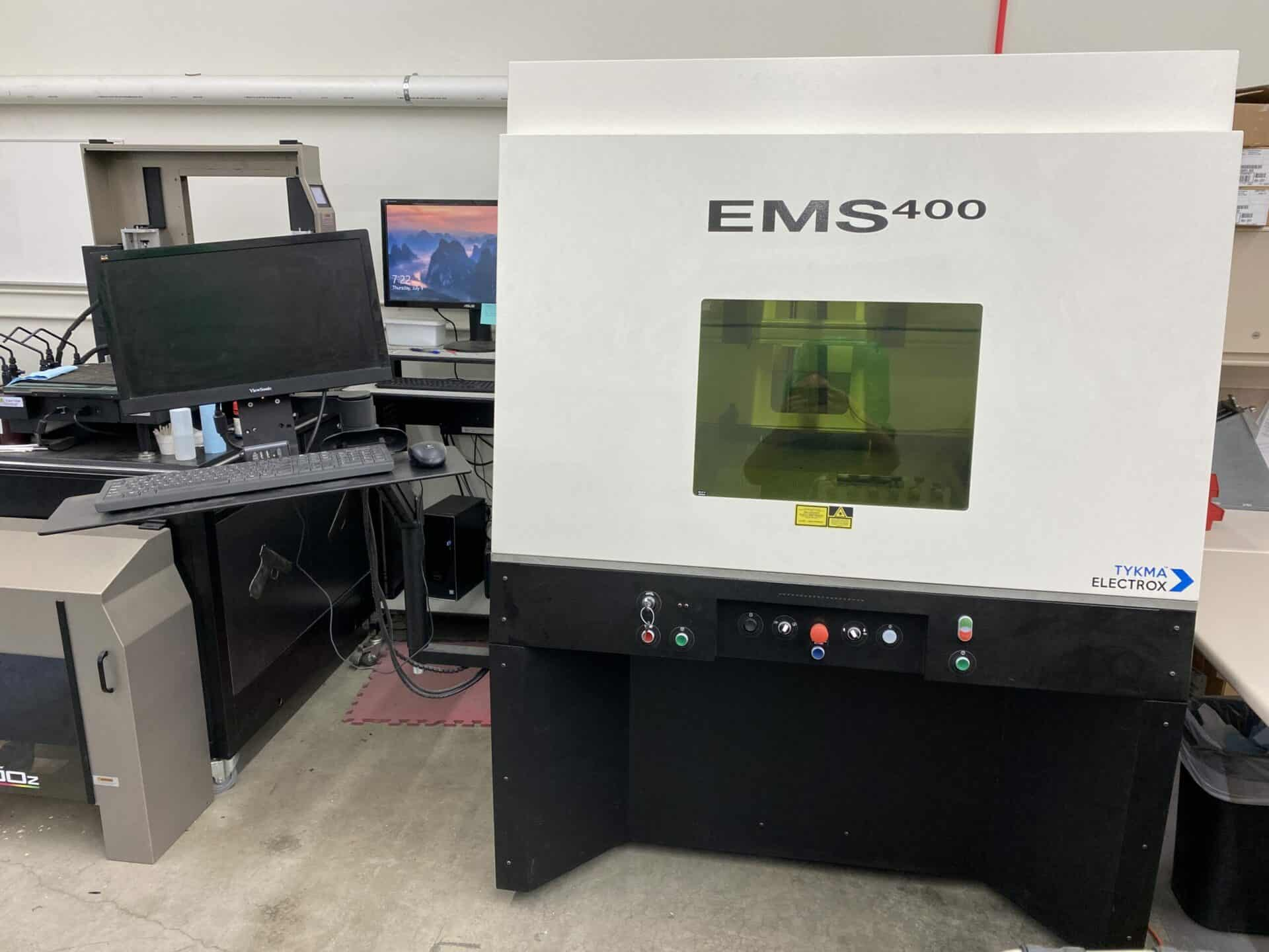 2016 Tykma EMS 400