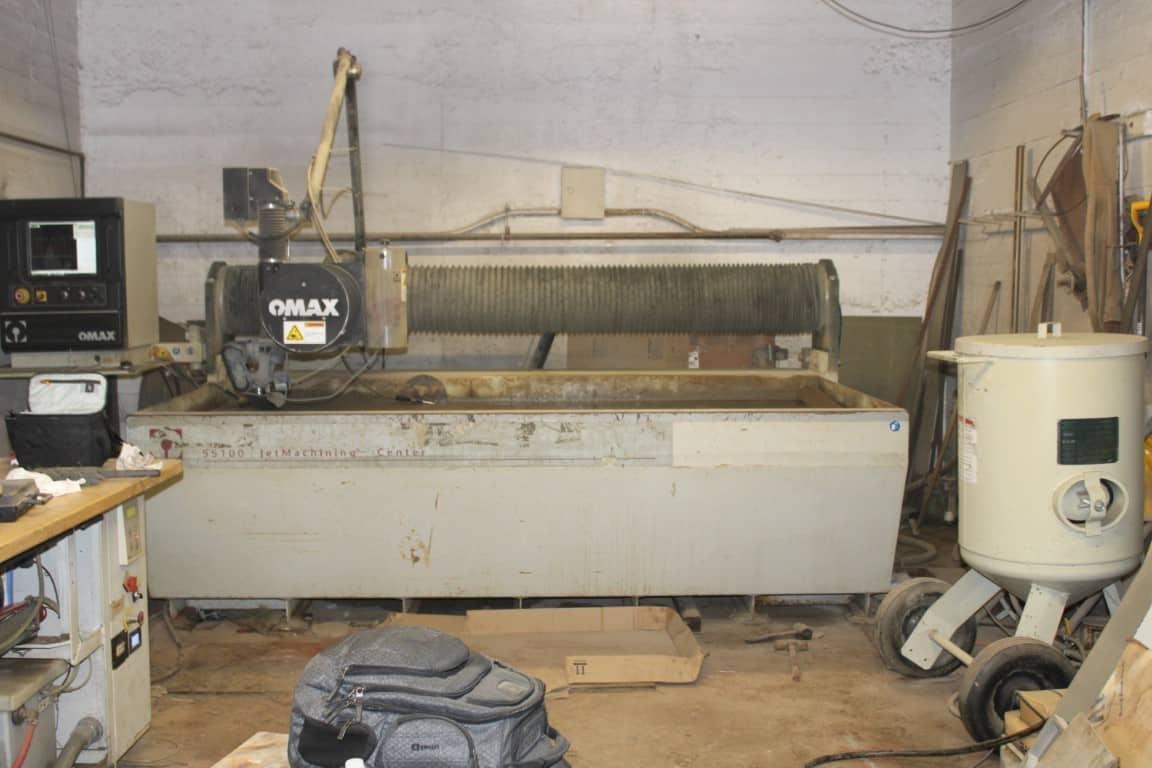 2012 Omax 55100