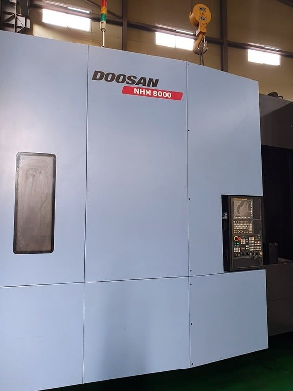 2015 Doosan NHM 8000