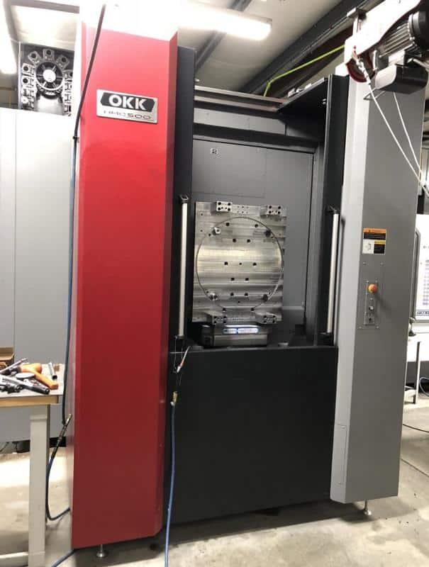 2017 OKK HMC 500