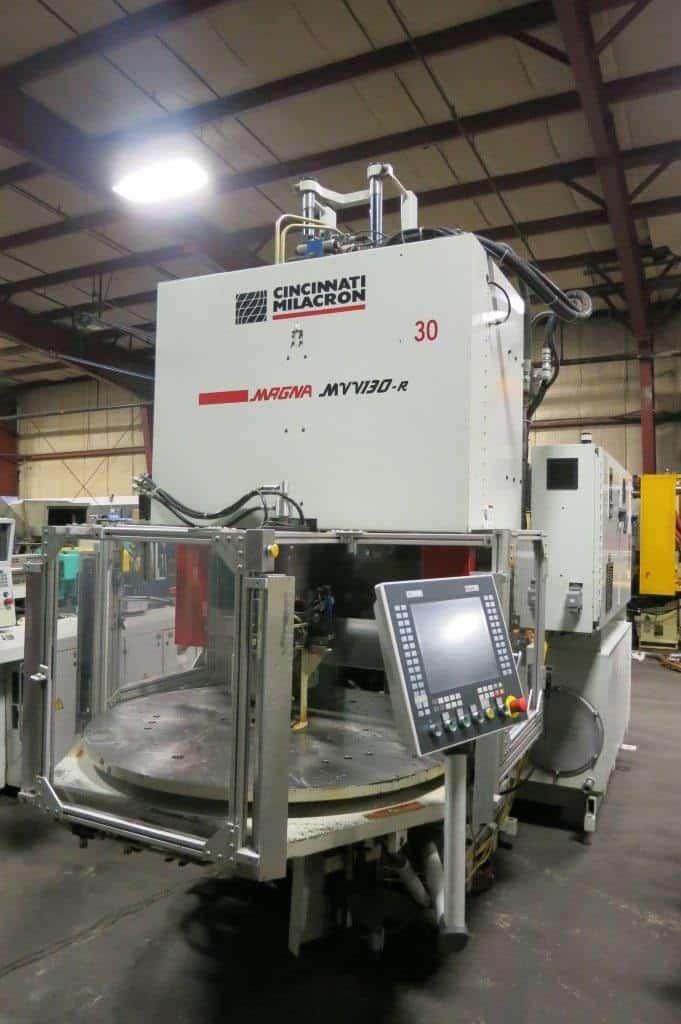 2011 Cincinnati Milacron MVV130R-3.51