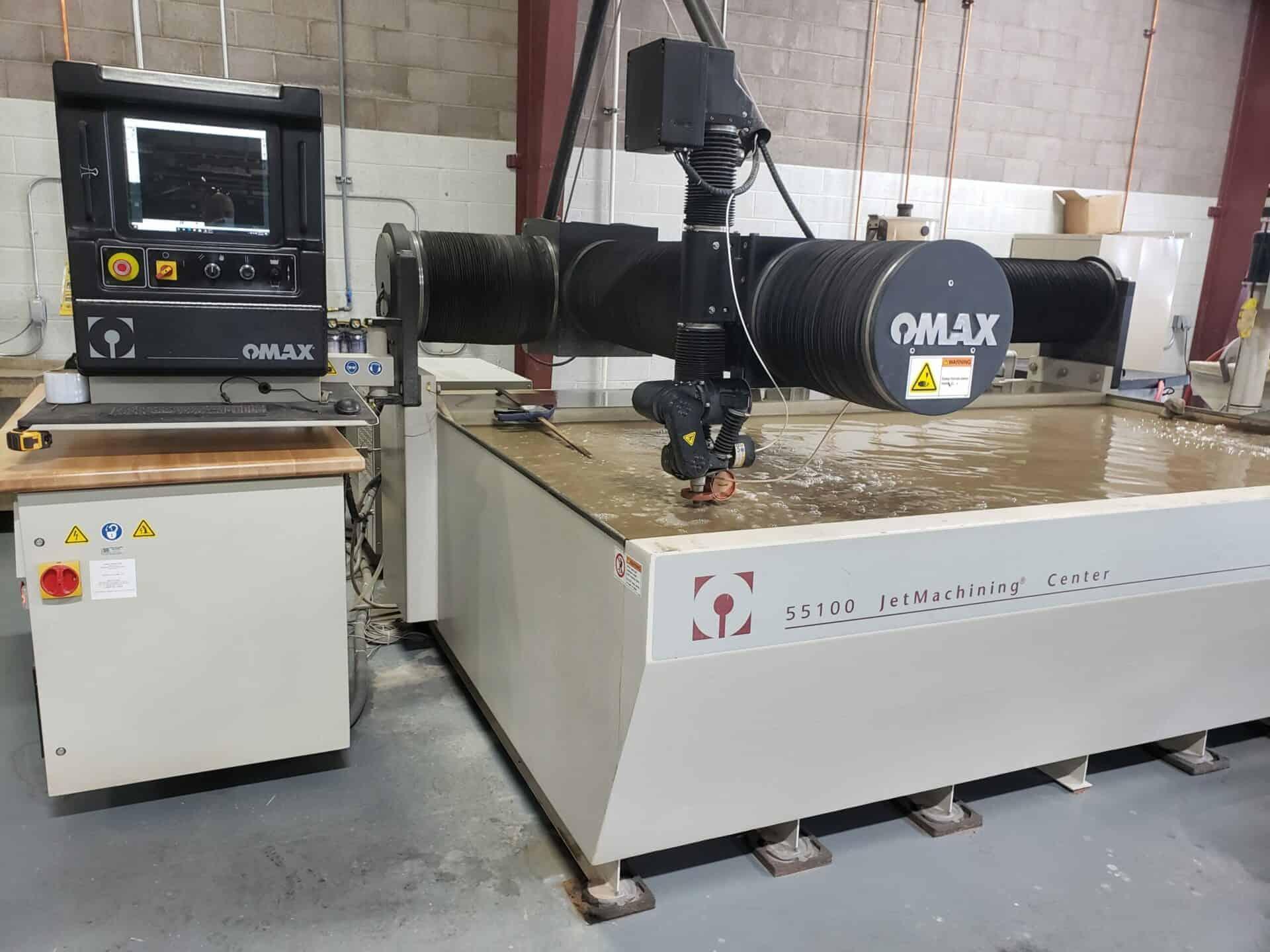 2019 Omax 55100