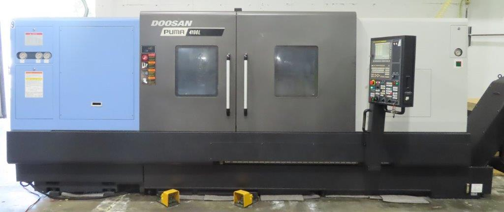 2017 Doosan Puma 4100LB