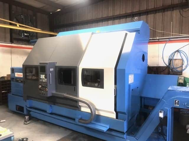 2001 Mazak Slant Turn 60N