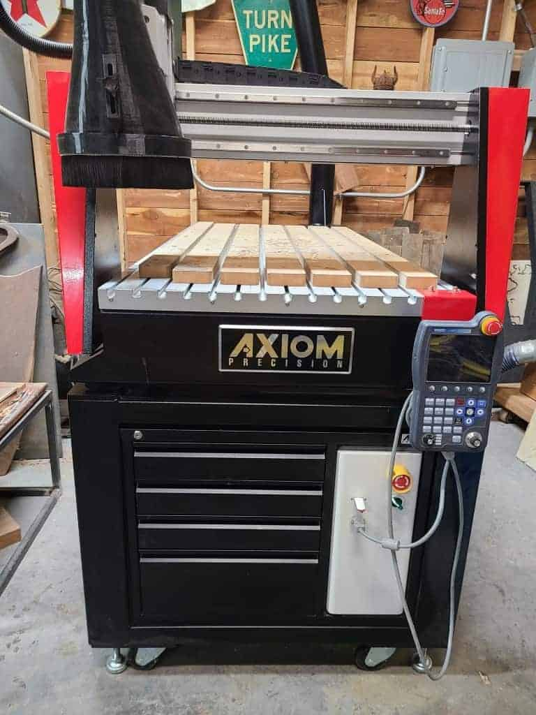2018 Axiom AR8 Elite
