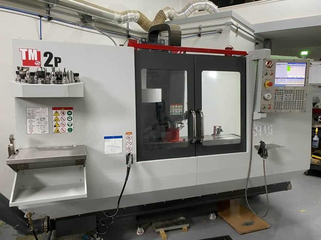 2017 Haas TM-2P