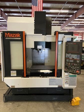 2011 Mazak VCS 430A