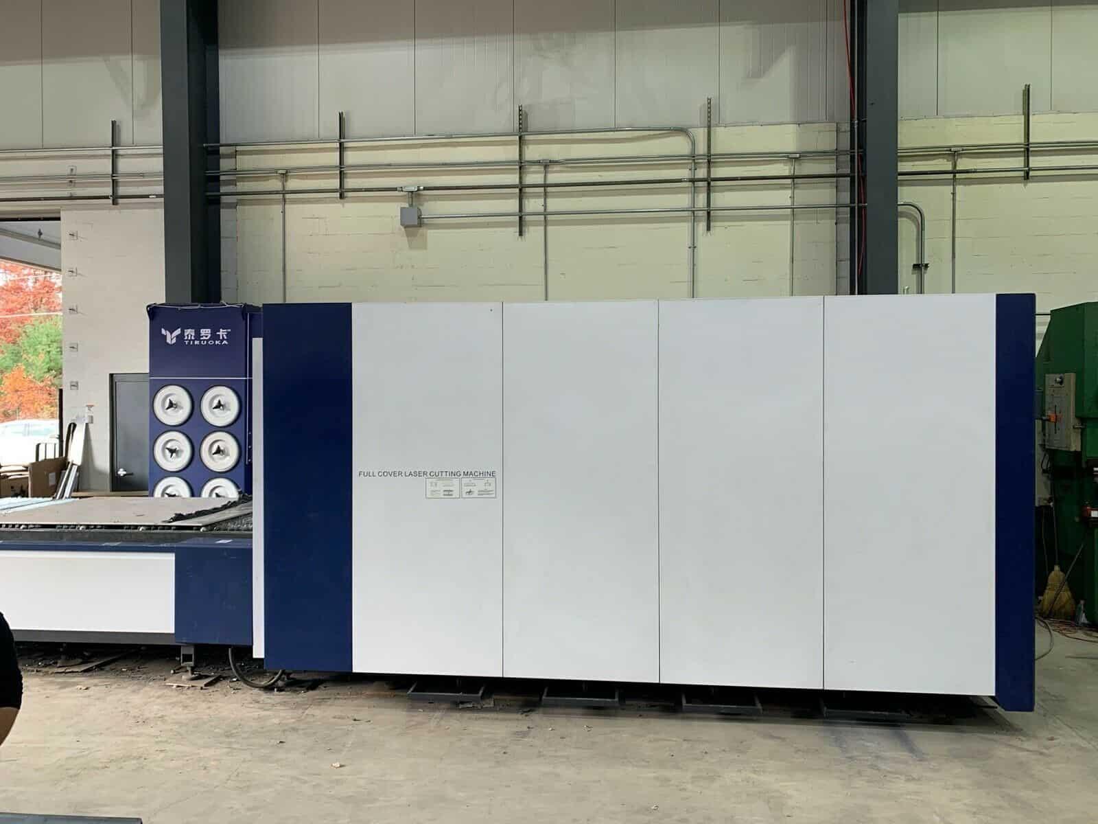 2019 BesCutter Titan 8000