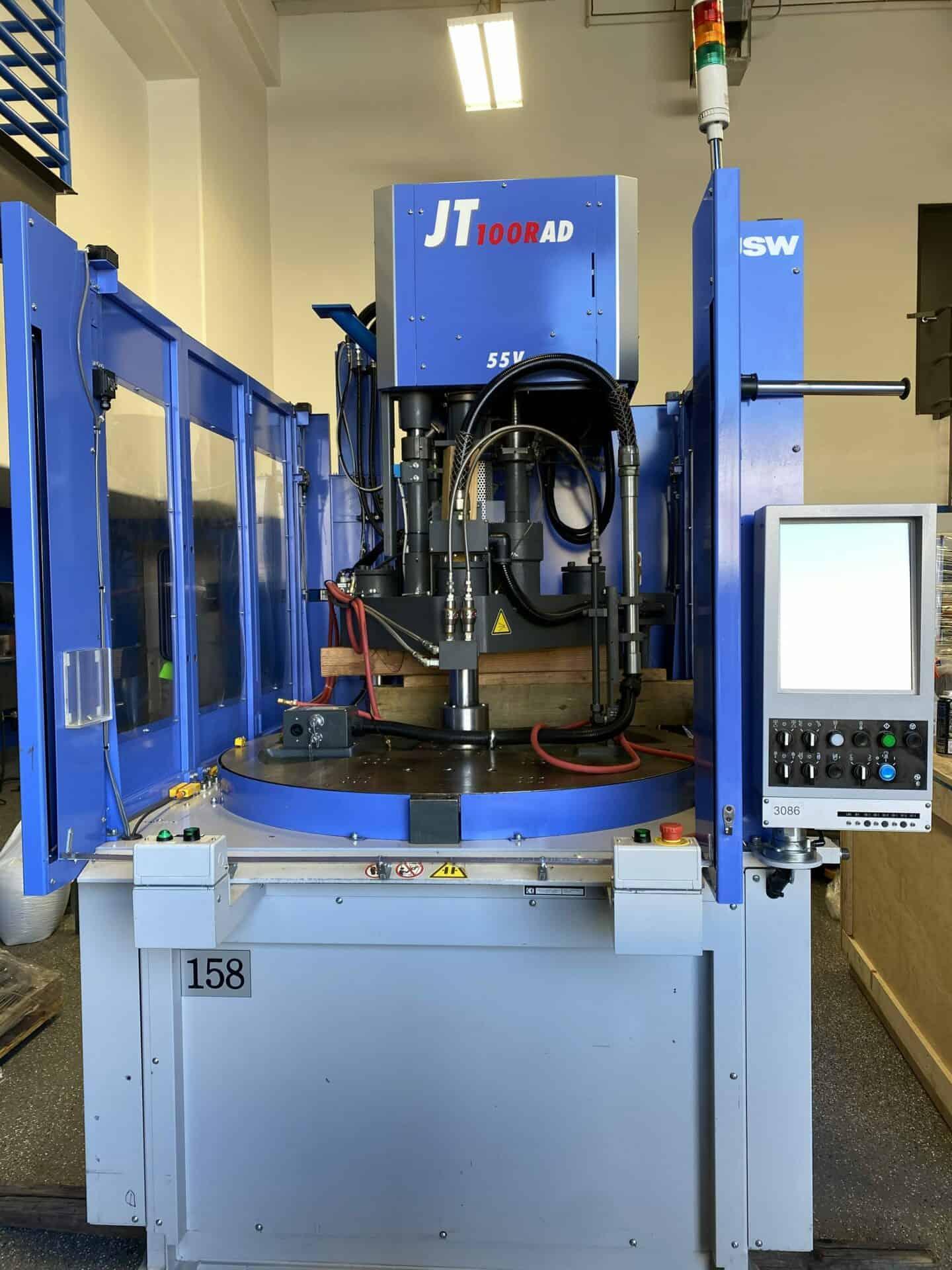 2014 JSW JT100RAD