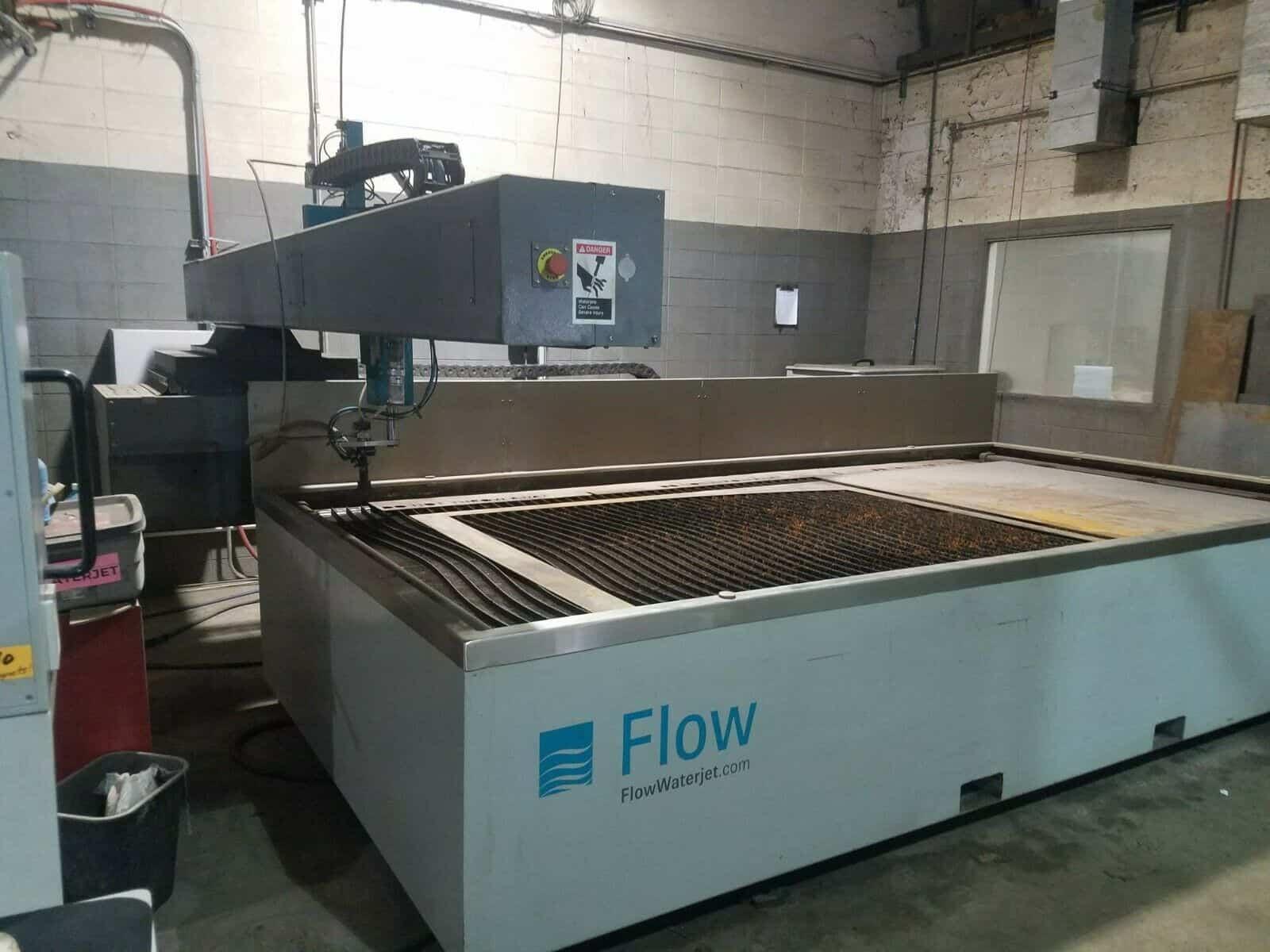 2018 Flow Mach 2 4020b