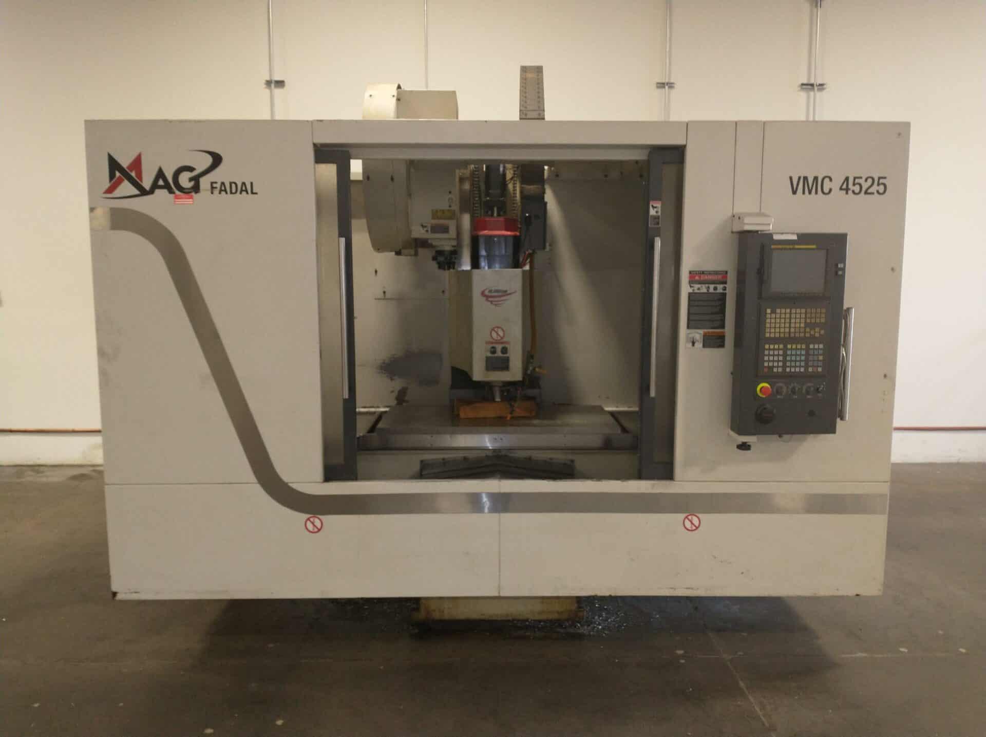 2008 MAG Fadal VMC 4525