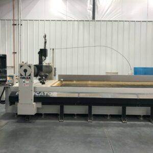2008 Omax Fabricator