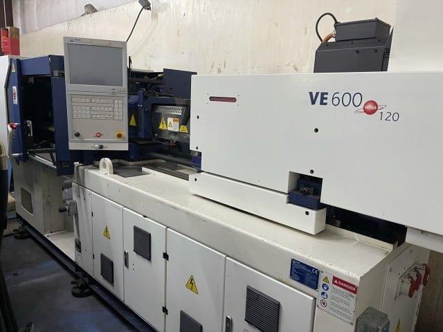 2012 Haitian VE-600/120