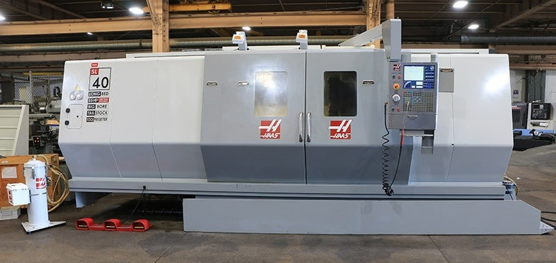 2008 Haas SL-40LB
