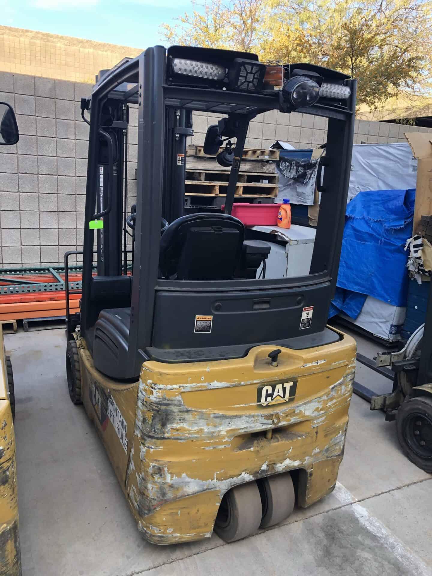 2017 CAT 2ET3500