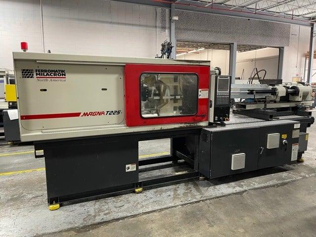 2000 Cincinnati Milacron MT 225-22