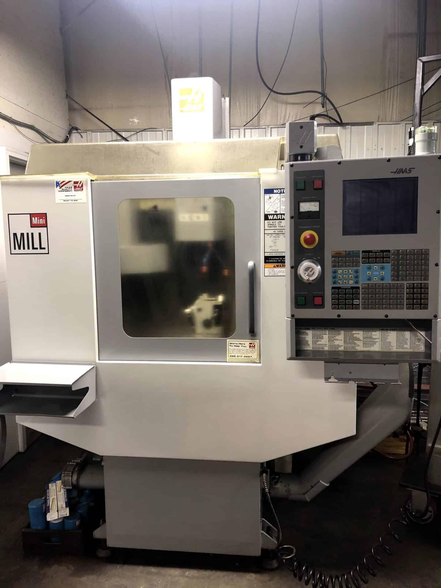 2005 Haas Mini Mill
