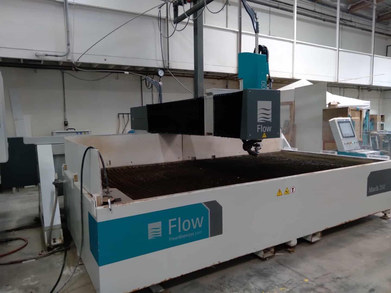 2018 Flow Mach 200 4020