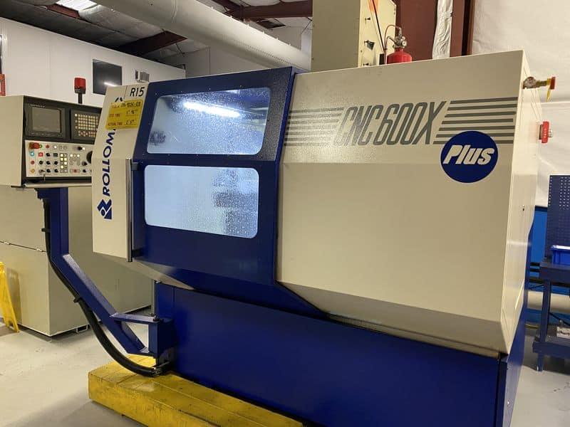 1999 Rollomatic CNC600X