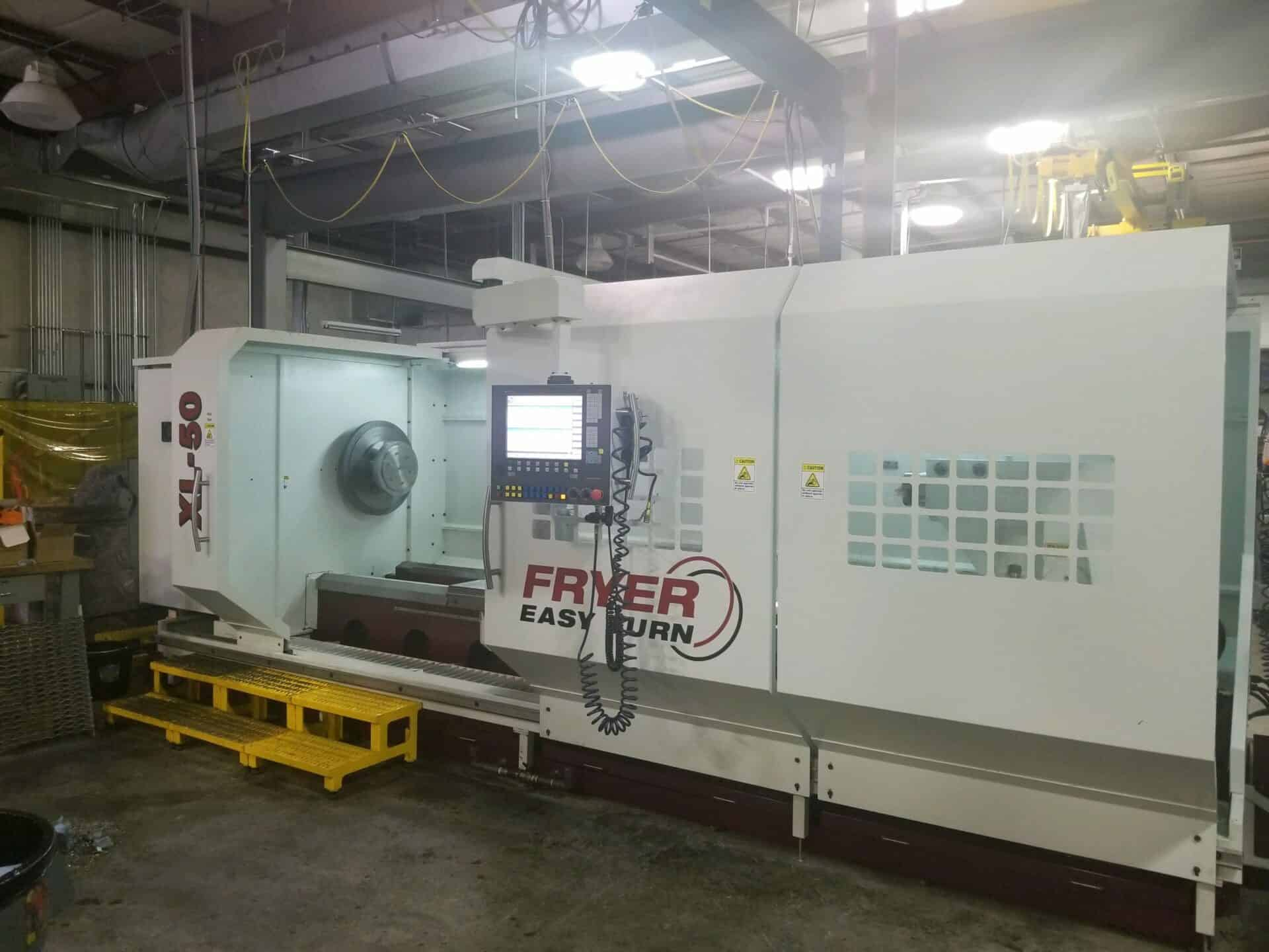 2012 Fryer ET-50XL