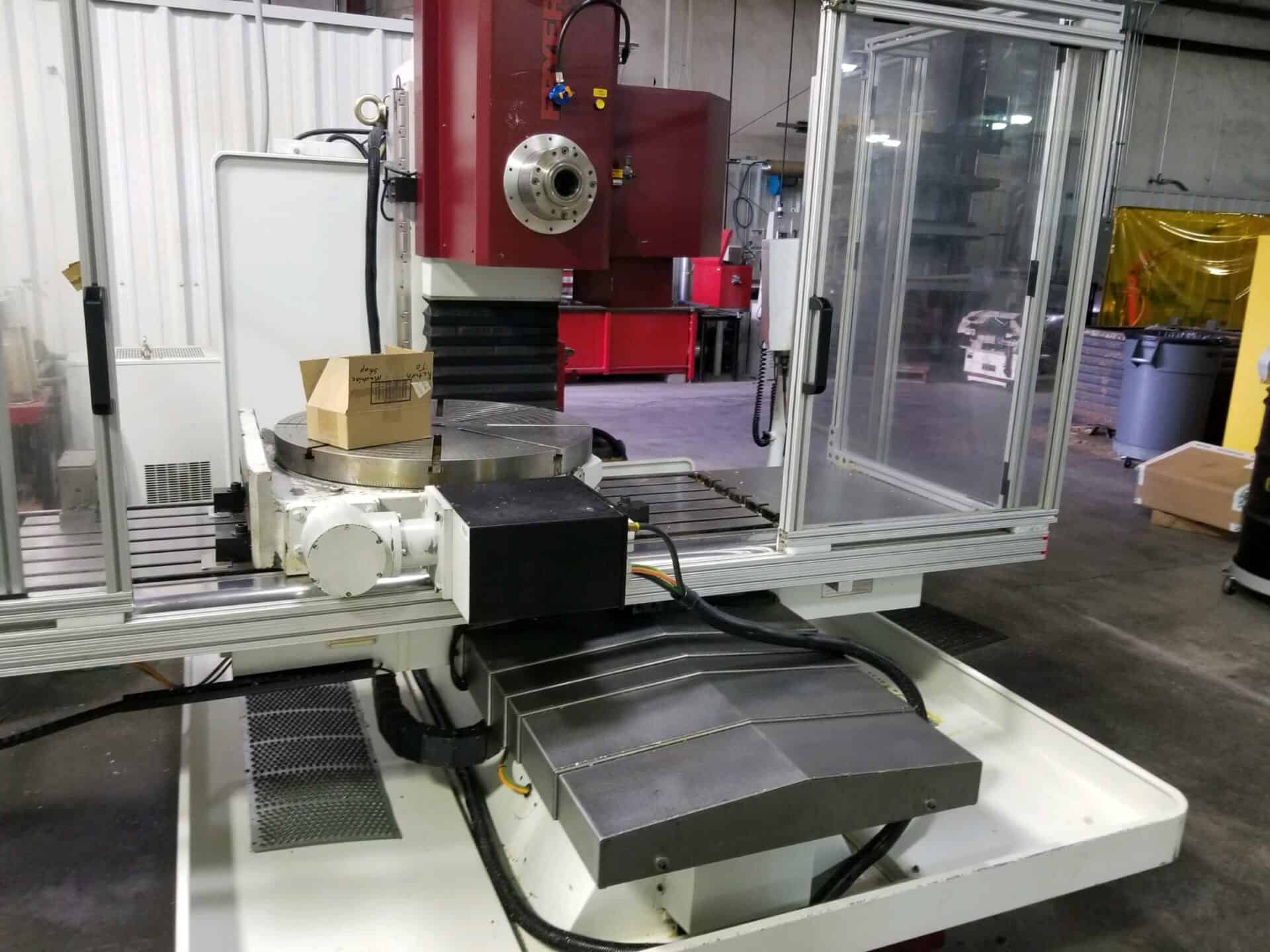 2012 Fryer HR-60