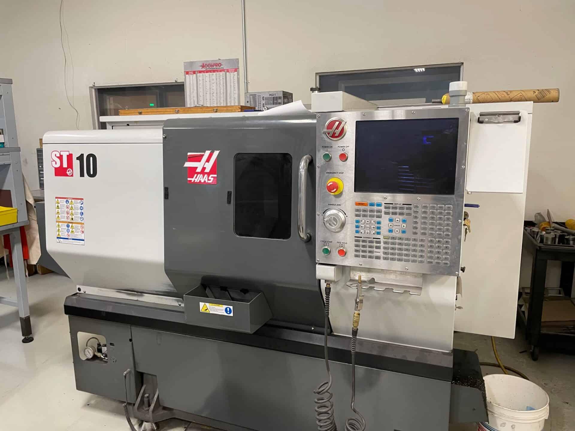 2014 Haas ST-10