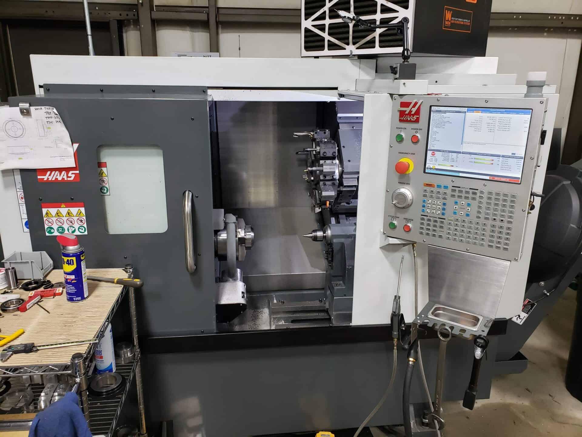 2019 Haas ST-15