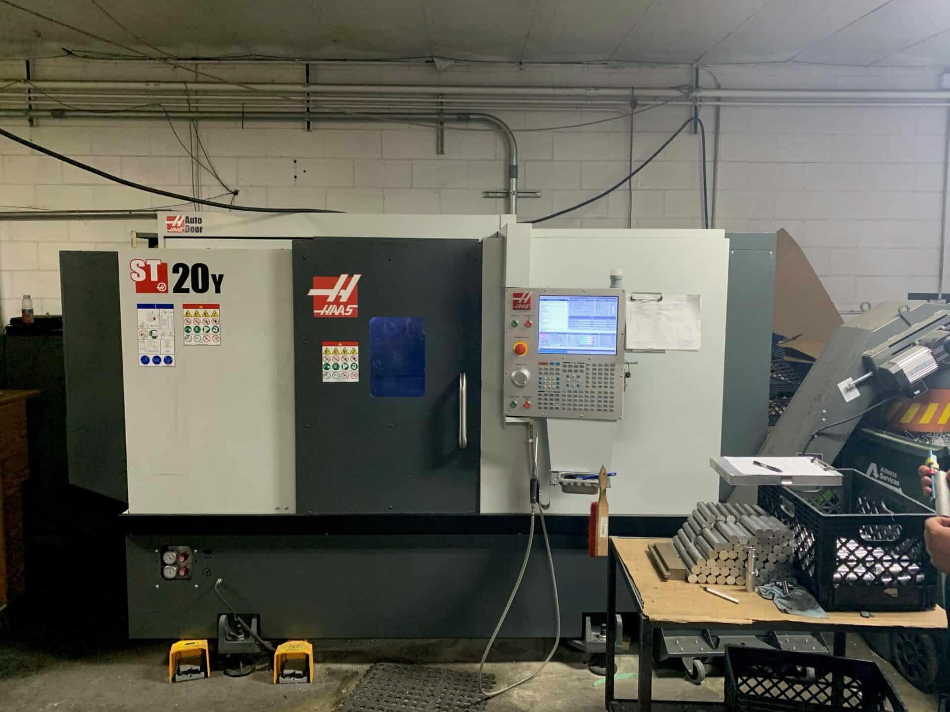 2020 Haas ST-20Y