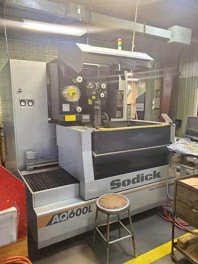 2013 Sodick AQ600L