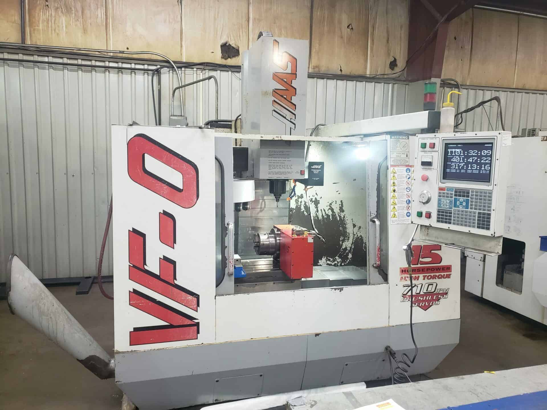 1997 Haas VF-0