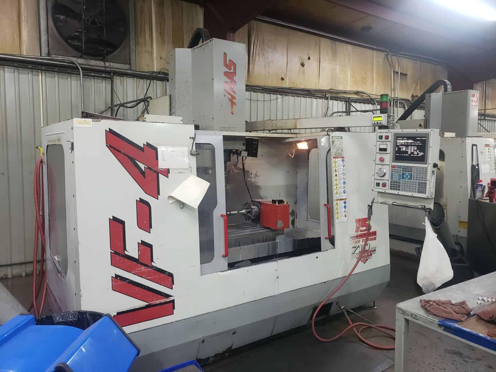 1997 Haas VF-4