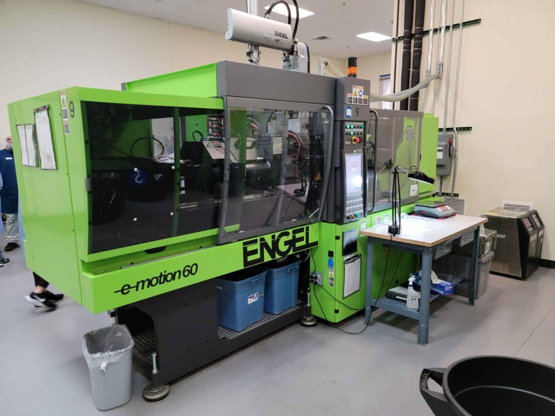 2011 Engel e-motion 60